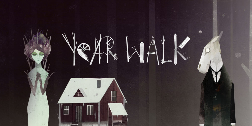 Скачать Year Walk Торрент - фото 11