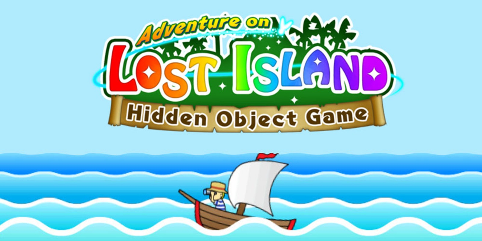 Adventure On Lost Island Hidden Object Game