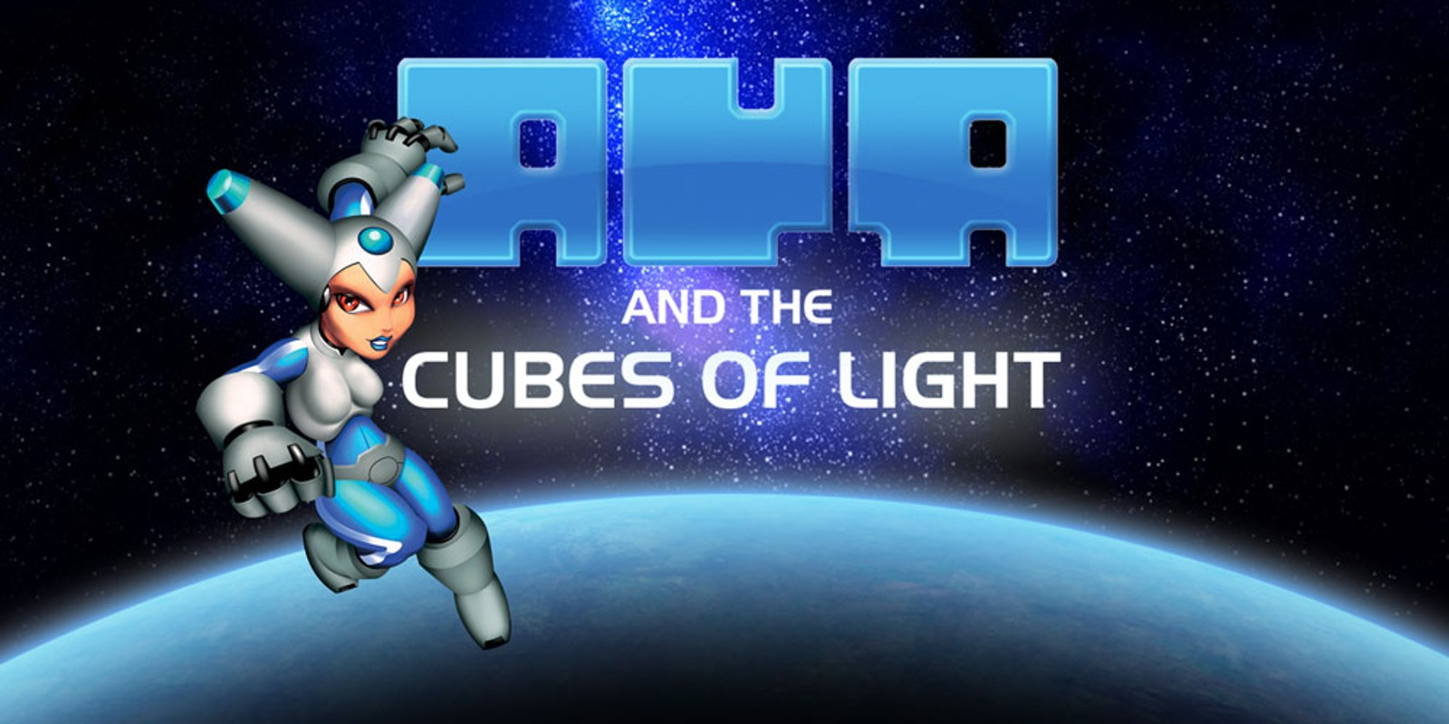 Aya and the Cubes of Light