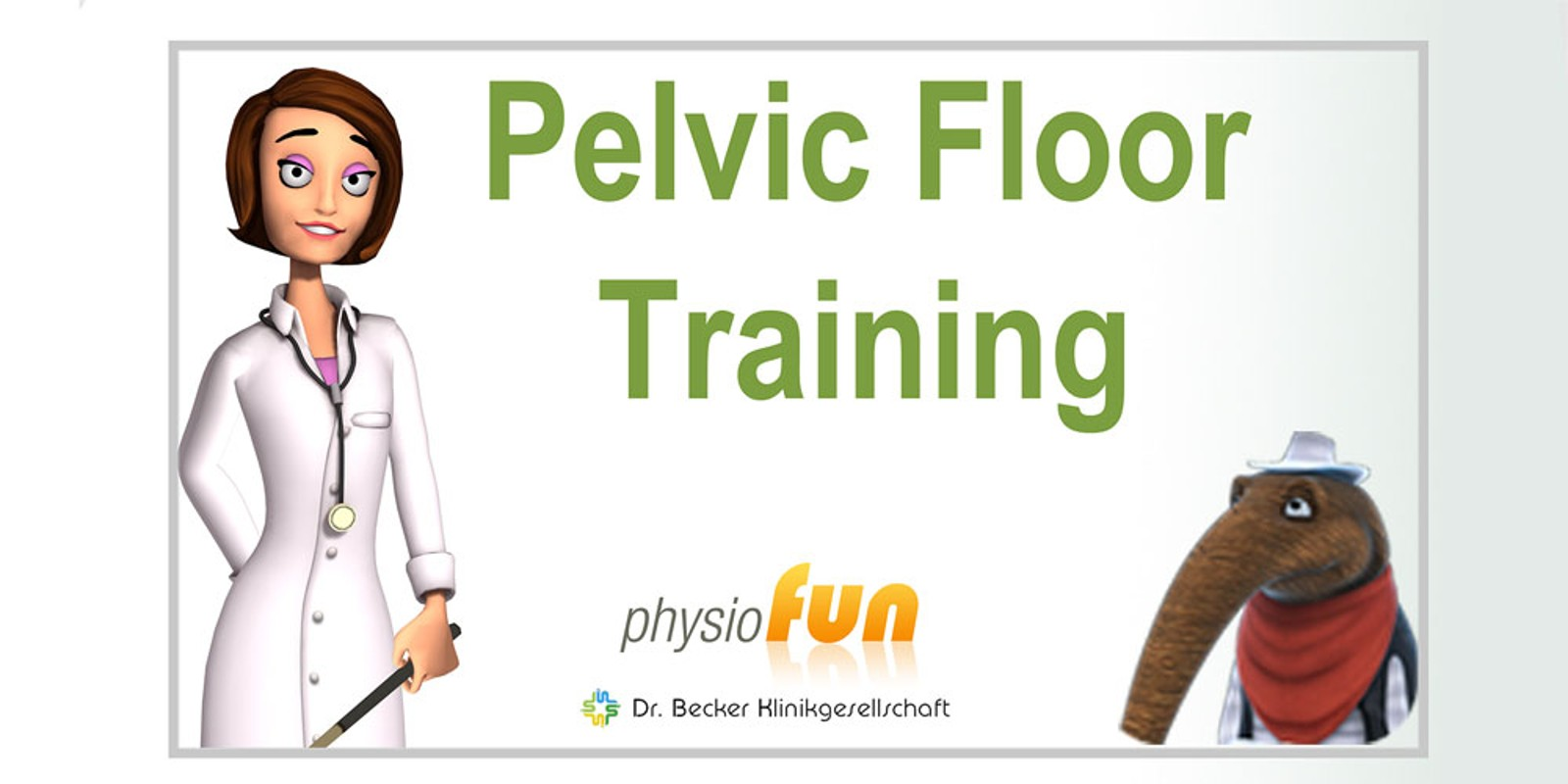 Pelvic Floor Training Physiofun