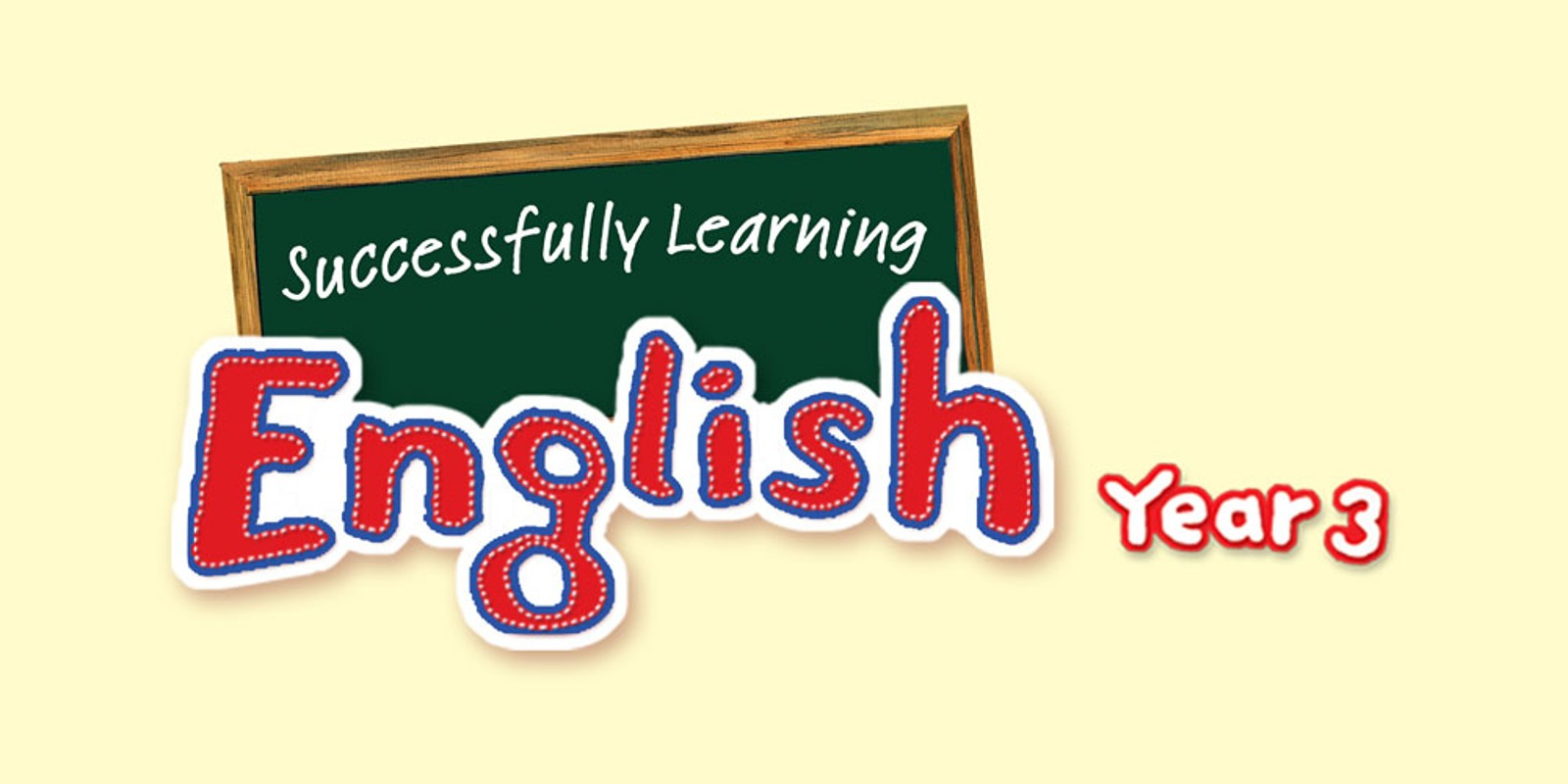 Successfully Learning English Year 3