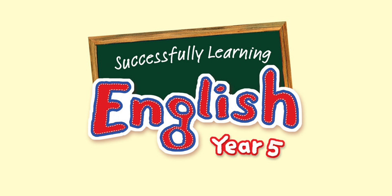 Successfully Learning English Year 5 WiiWare Games