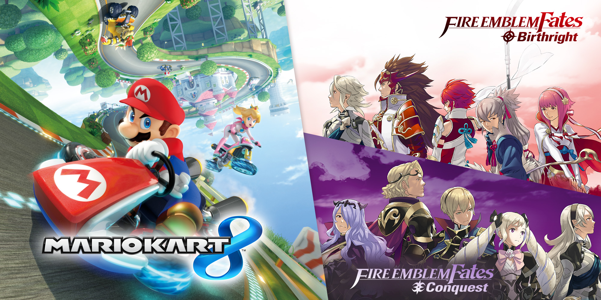 Nintendo eShop Sale: Mario Kart 8 and Fire Emblem Fates downloadable content