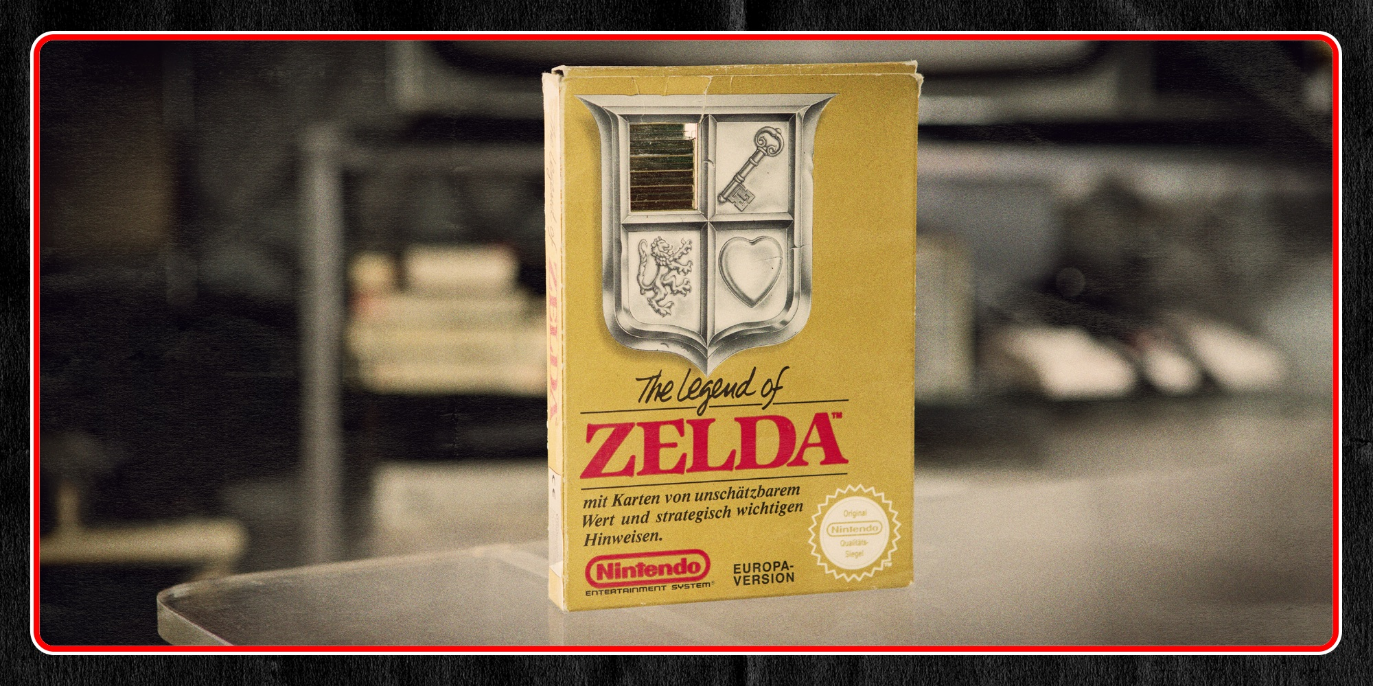 Speciaal interview over de Nintendo Classic Mini: NES – Deel 4: The Legend of Zelda