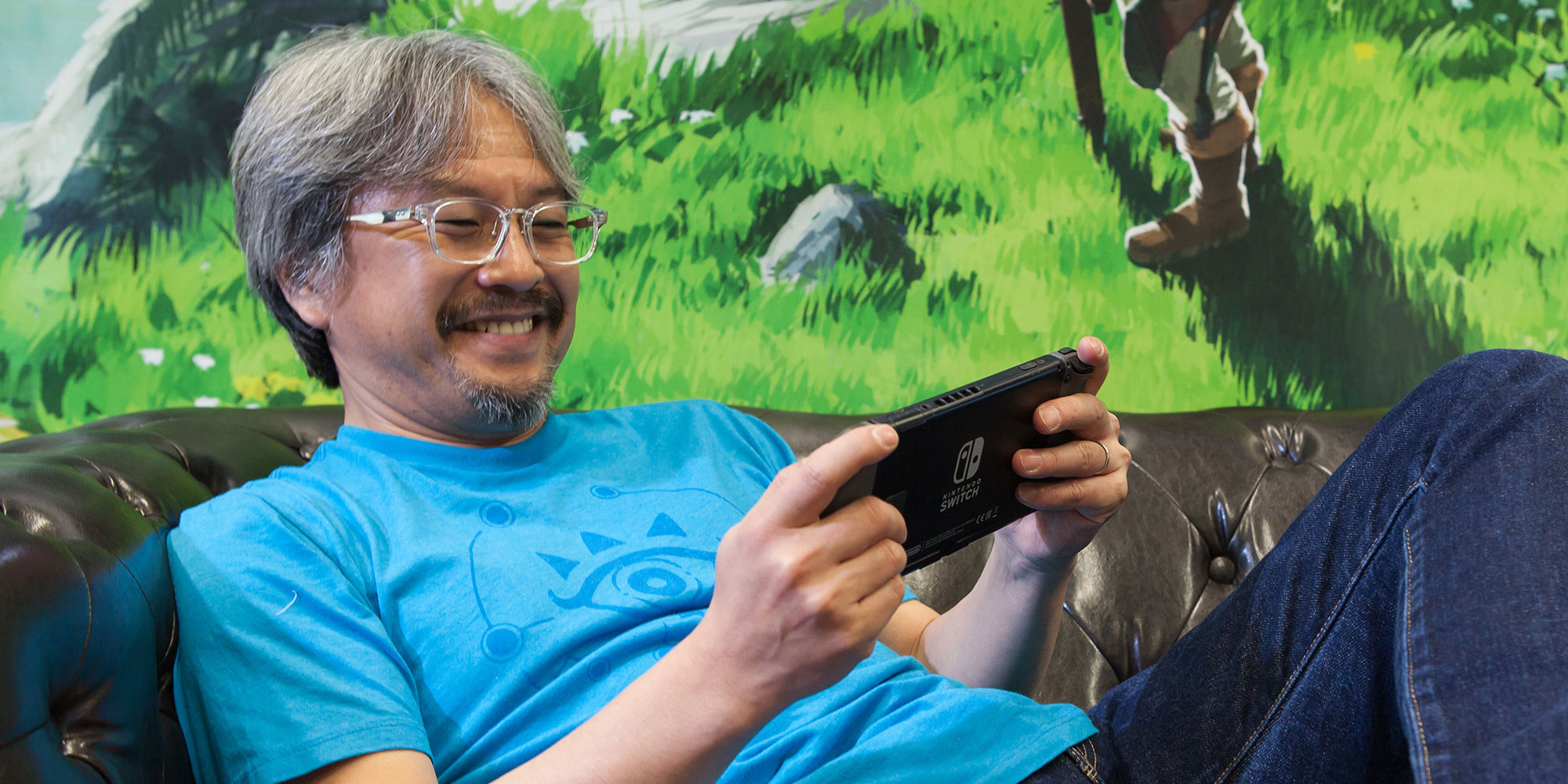 Find out some of Eiji Aonuma's favourite things from The Legend of Zelda series in our interview!