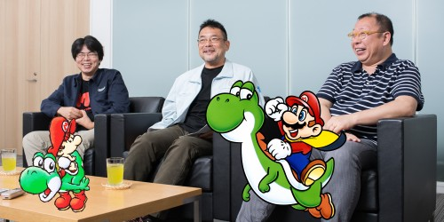 Nintendo Classic Mini: SNES developer interview – Volume 5: Super Mario World and Super Mario World 2: Yoshi's Island