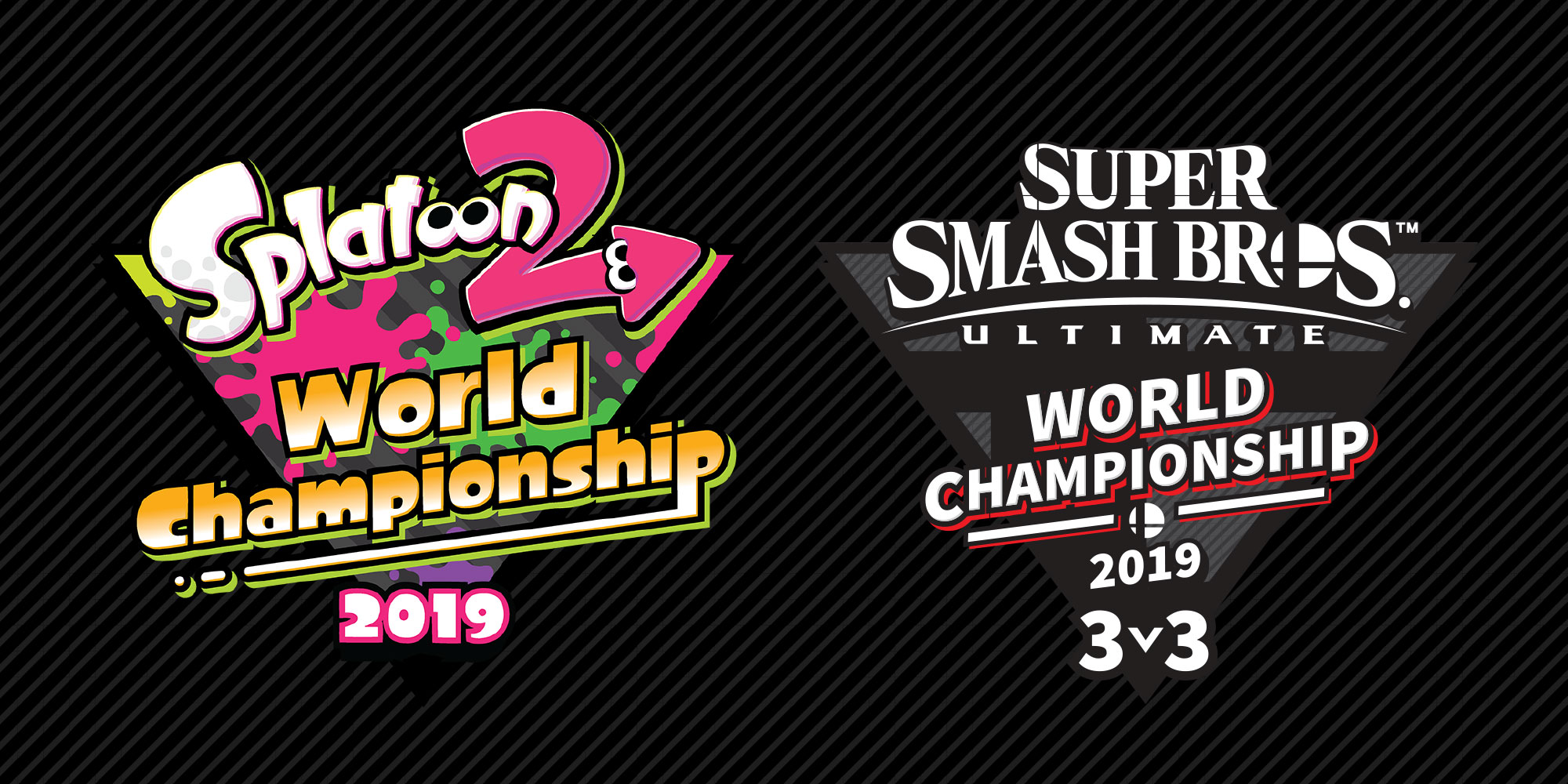 World champions crowned in Splatoon 2 and Super Smash Bros. Ultimate tournaments at E3 2019!