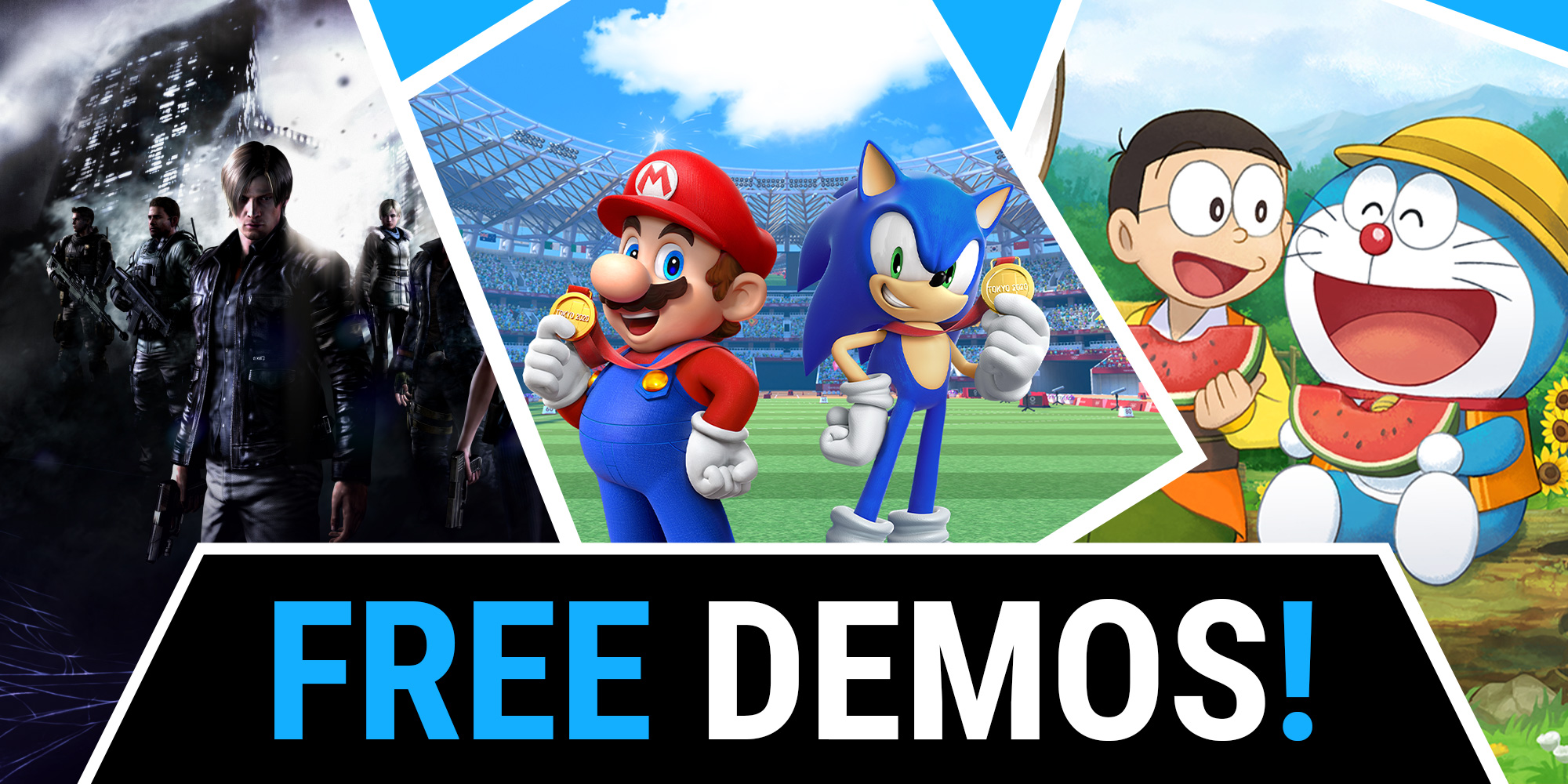 Try out these Nintendo eShop games for free