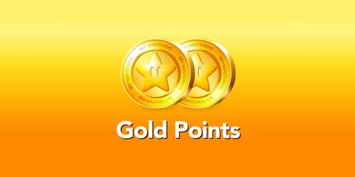 Use your Gold Points and save on your next Nintendo eShop purchase!