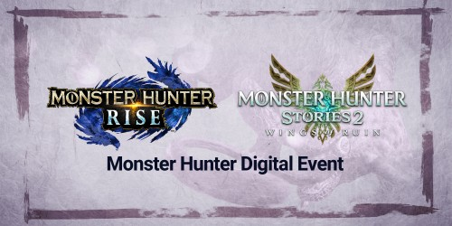 New monsters, quests and more heading to MONSTER HUNTER RISE on April 28th!
