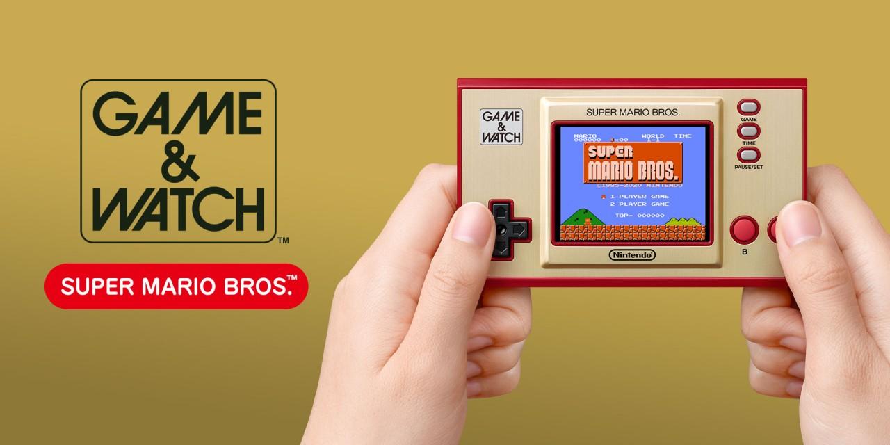 Game & Watch: Super Mario Bros. | Misc. | Nintendo
