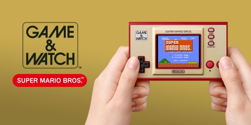 Scopri dove puoi acquisare Game & Watch: Super Mario Bros.!