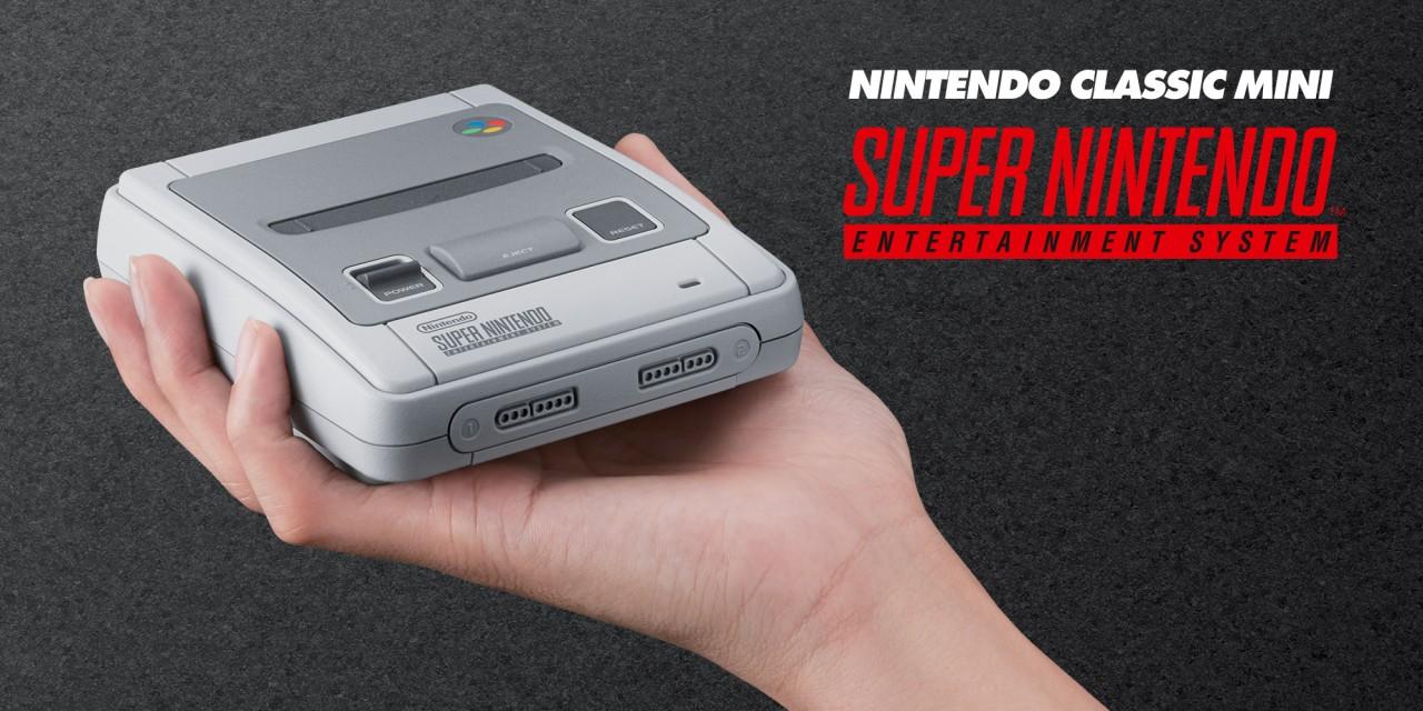 Brasil, SNES Classic Mini, Nintendo, Gaming do Brasil