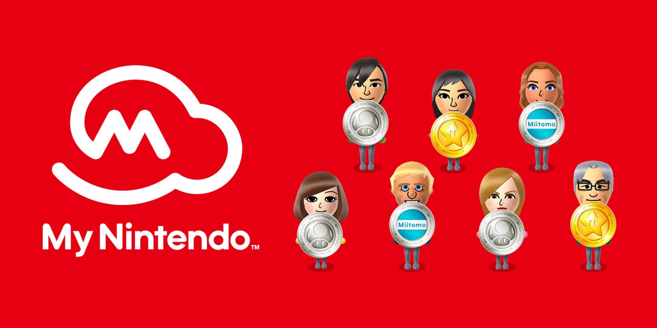 My Nintendo Support Nintendo