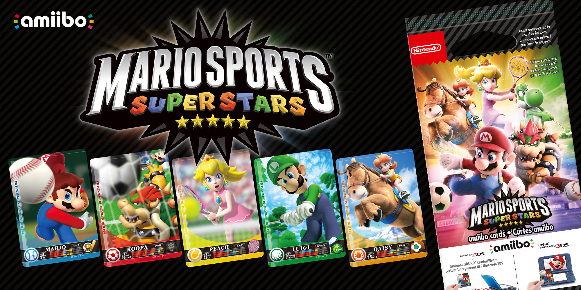 mario superstars sport