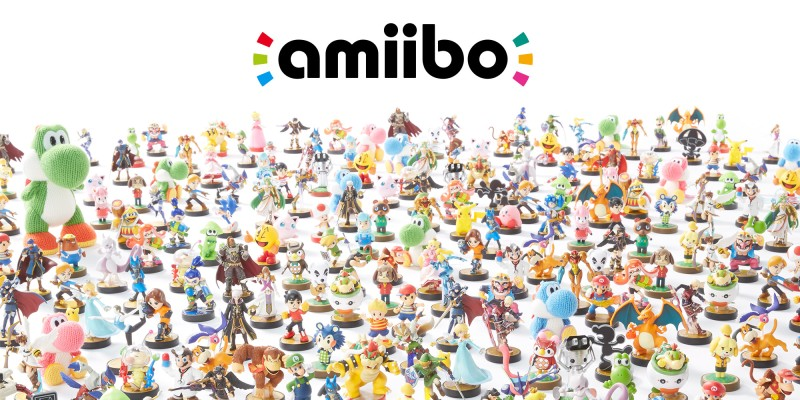 Informatie over amiibo