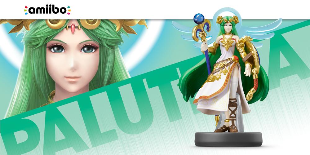 Palutena | Super Smash Bros. Collection | Nintendo