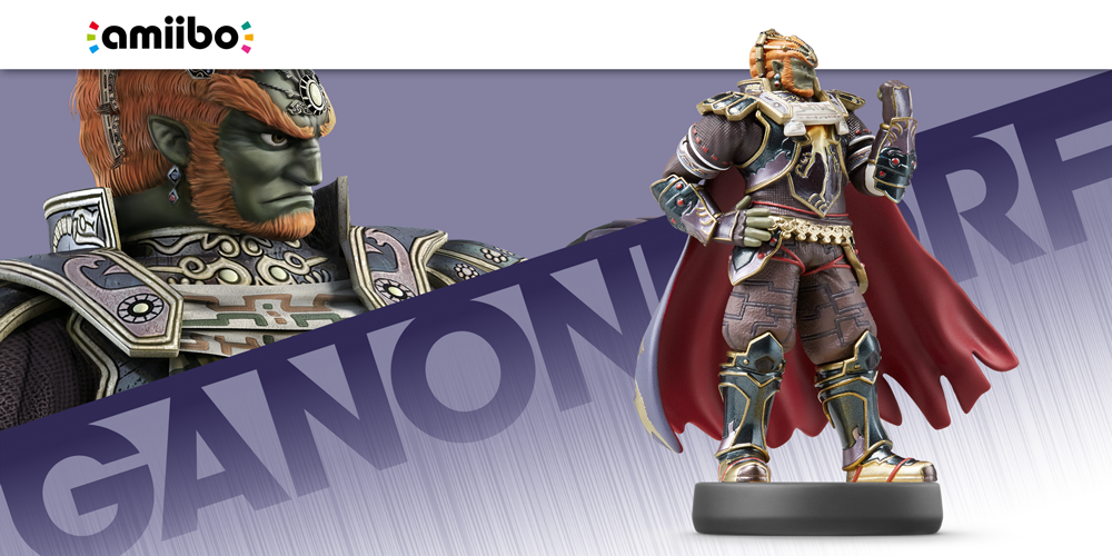 Ganondorf Super Smash Bros Collection Nintendo
