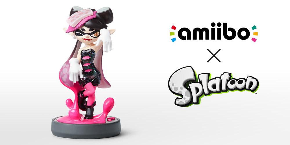 Callie Splatoon Collection Nintendo