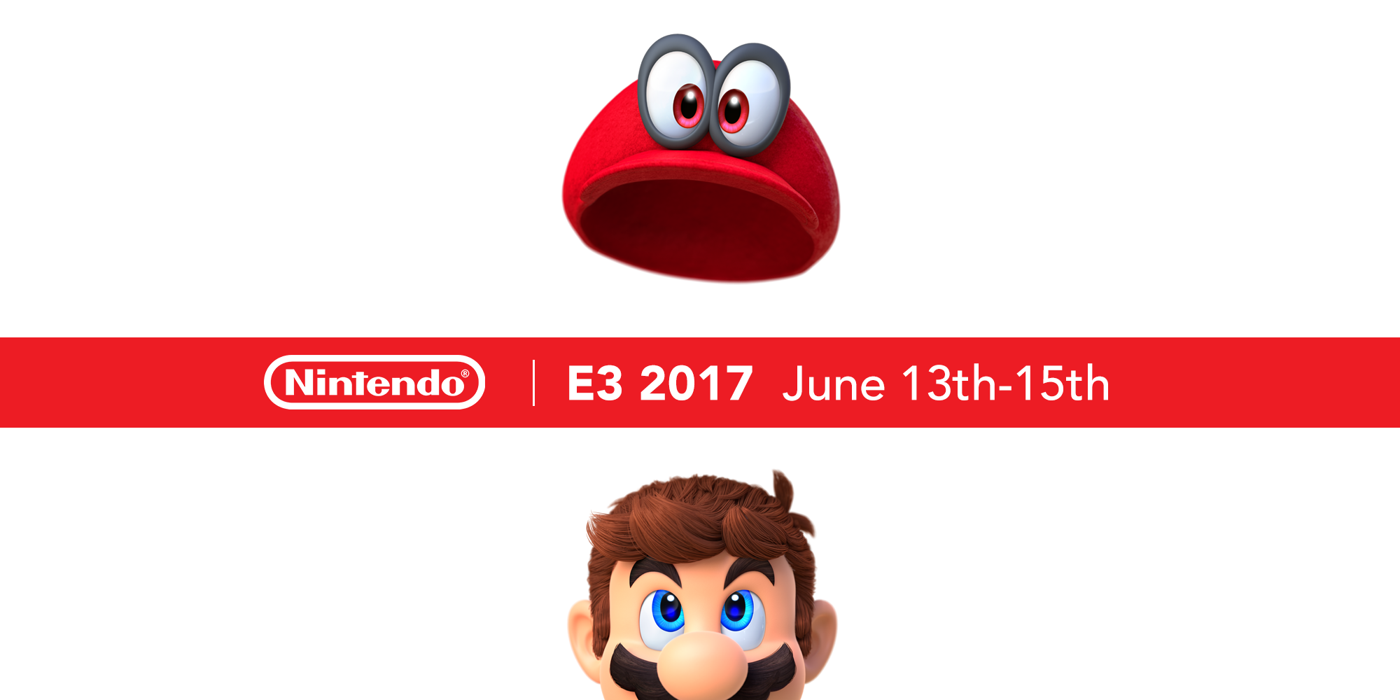 Let's-a-go! Mario, tournaments, and Nintendo Switch head to E3 2017!