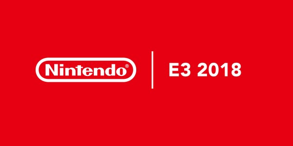 Website van Nintendo of Europe voor E3 2018