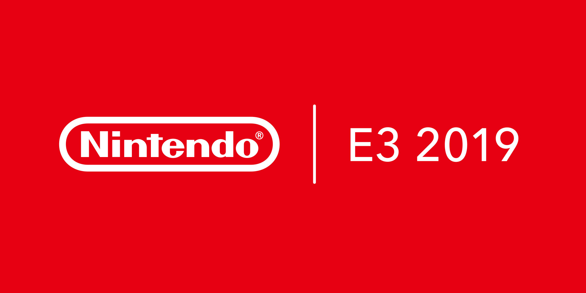 Nintendo of Europe's E3 2019 website