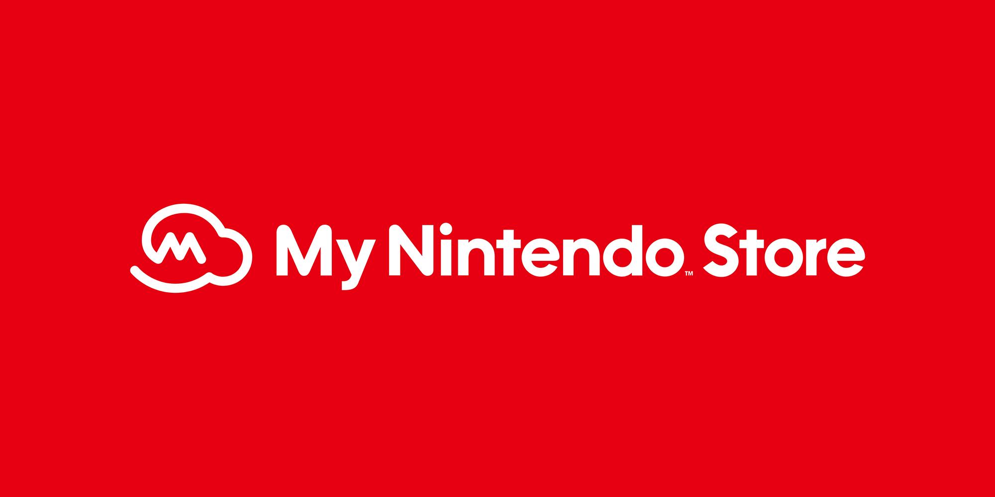 My Nintendo Store Europe Nintendo