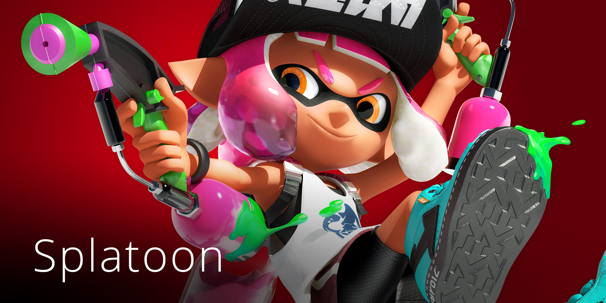 Splatoon-producten
