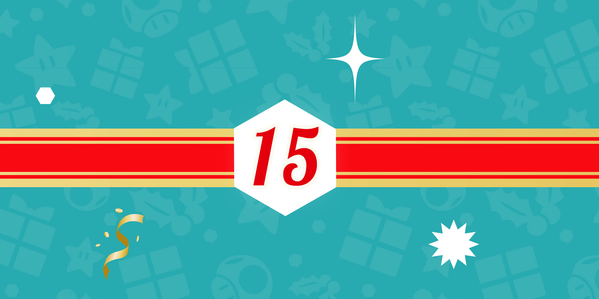 Festive Gaming Calendar: Day 15