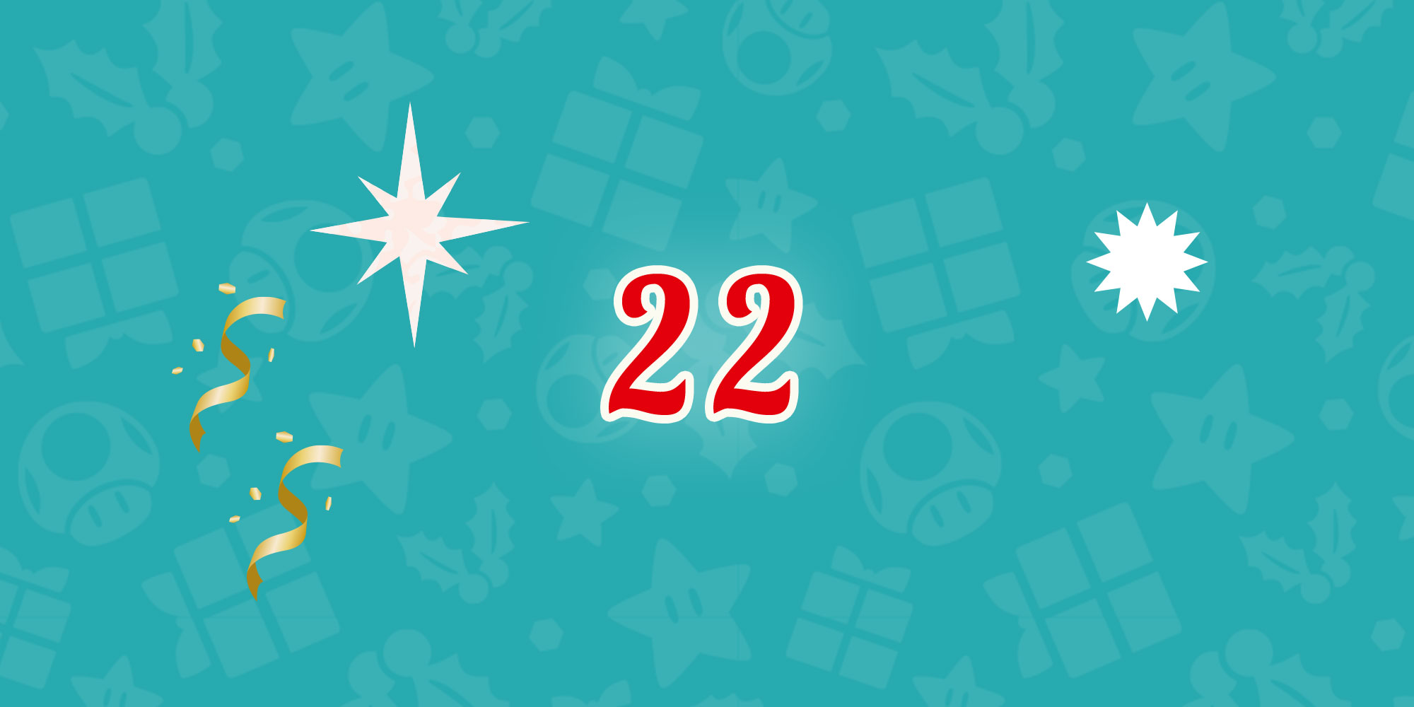Festive Gaming Calendar: Day 22