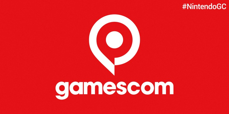 Sito di Nintendo of Europe per gamescom 2019