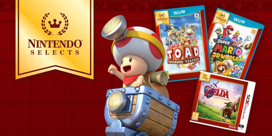 Nintendo Selects Nintendo Selects Juegos Nintendo