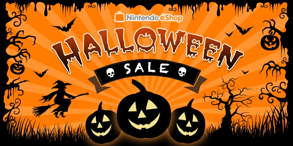 Nintendo EShop Sale: Halloween Sale