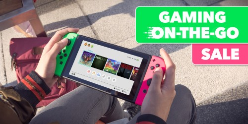 Nintendo eShop sale: Gaming on the go sale