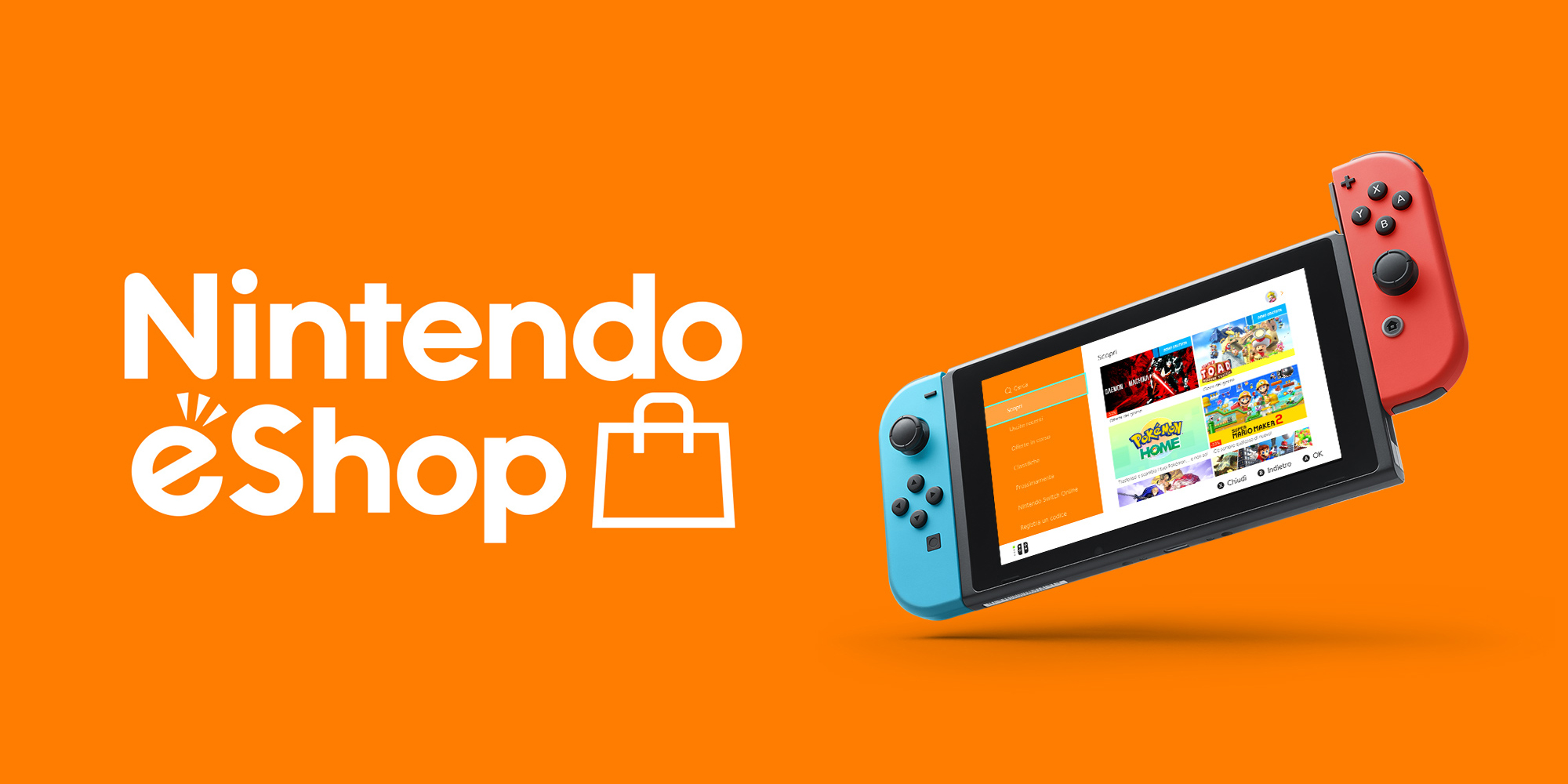 Nintendo eShop: discounts and offers on hundreds of multiplayer games are underway