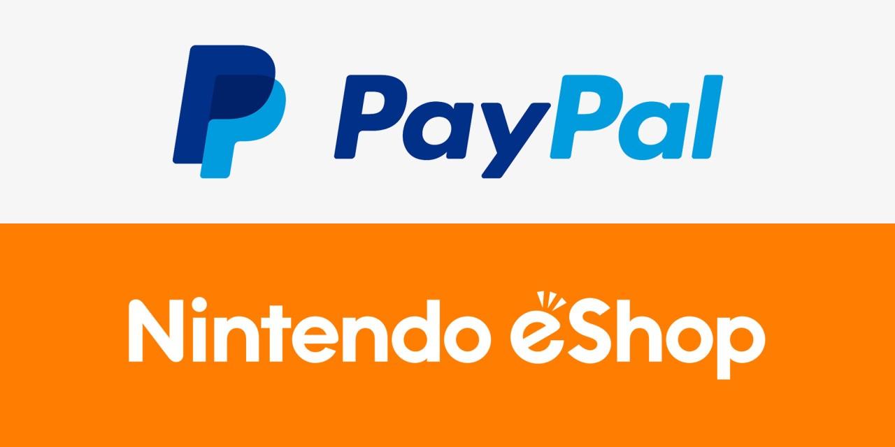 J podes utilizar o paypal na nintendo eshop da nintendo switch j podes utilizar o paypal na nintendo eshop da nintendo switch notcias nintendo stopboris Gallery