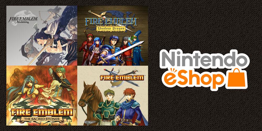 Nintendo eShop sale: Fire Emblem series | News | Nintendo
