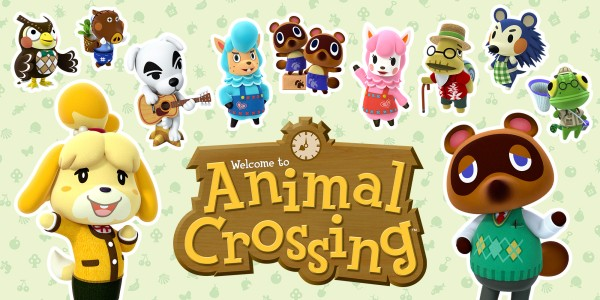 Portal para Animal Crossing