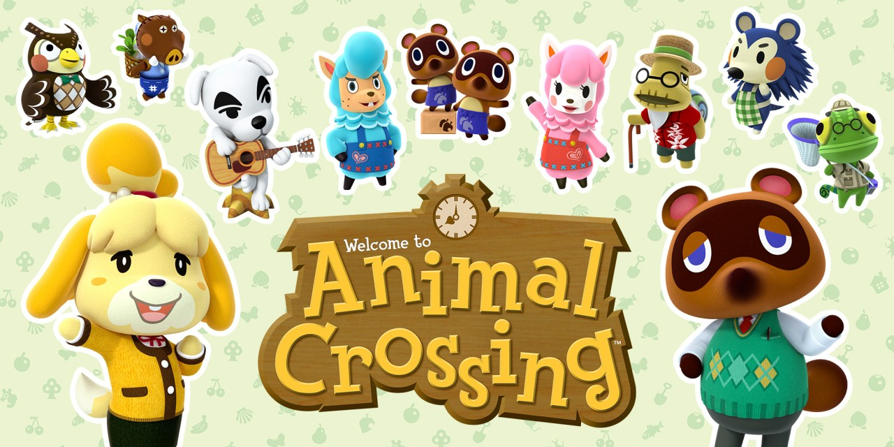 Animal Crossing Portal Spiele Nintendo
