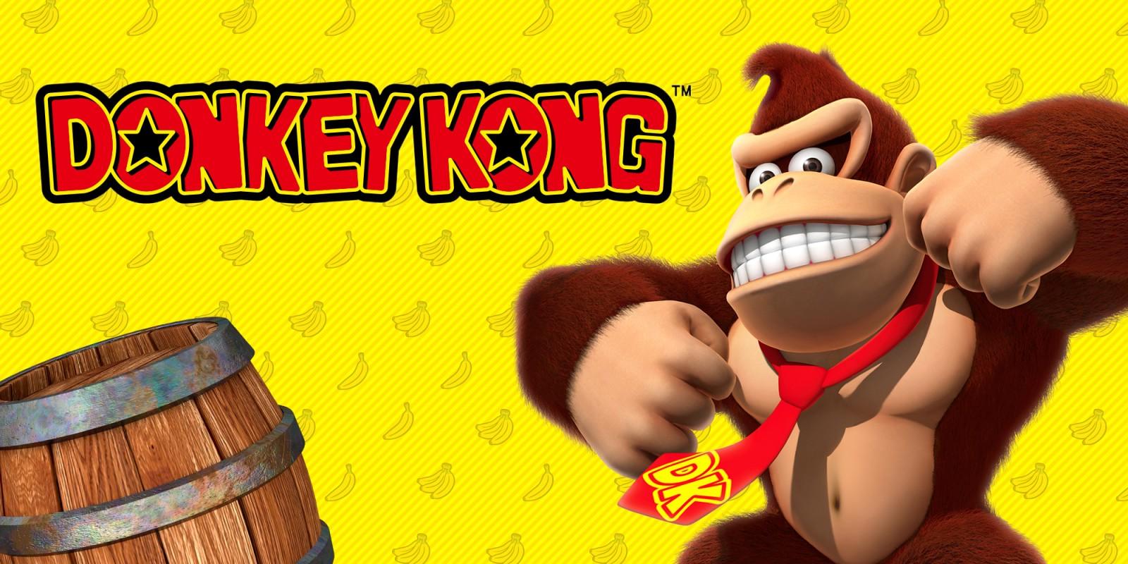 Donkey Kong Hub | Games | Nintendo