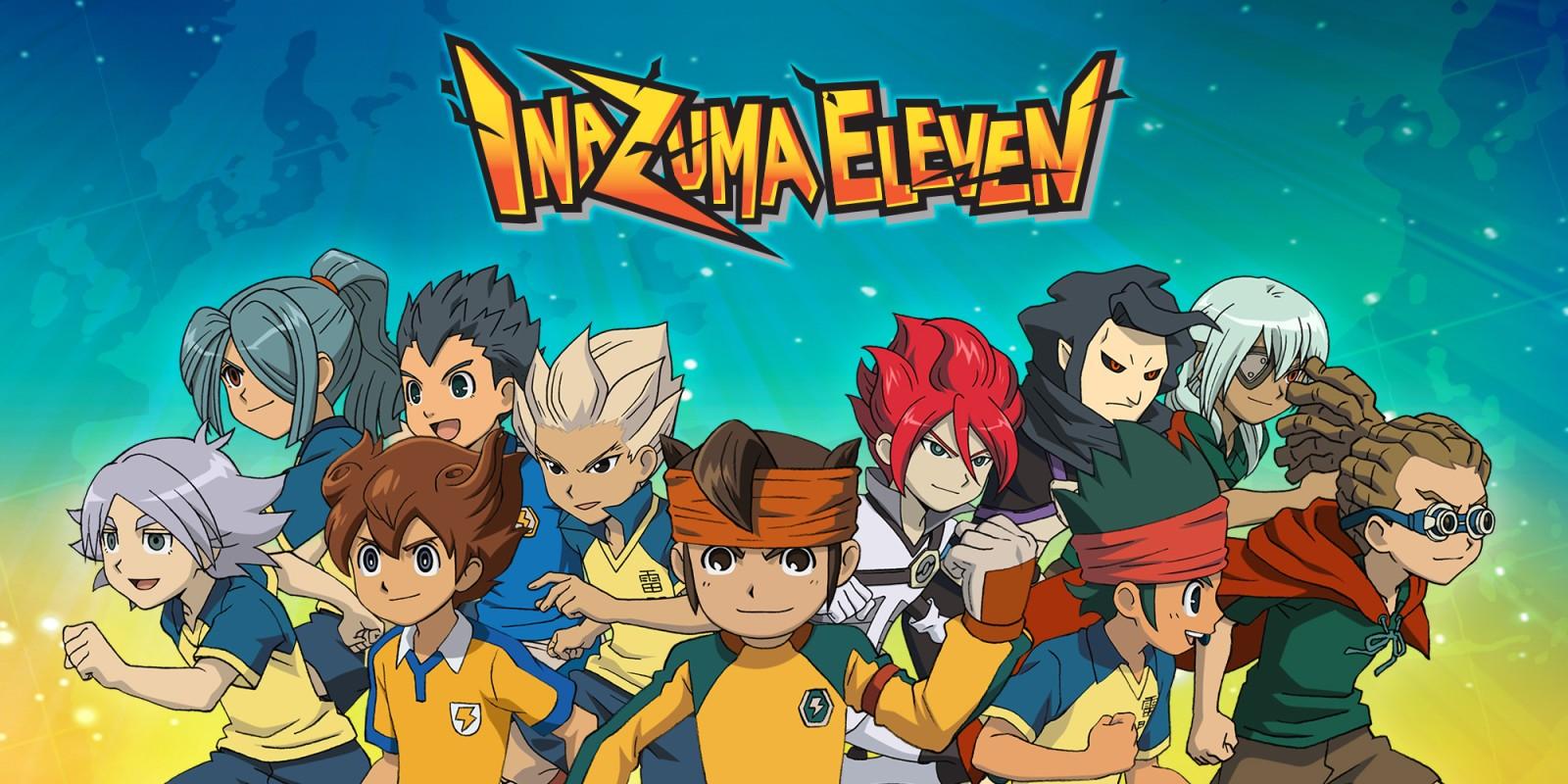 Portal Inazuma Eleven Jogos Nintendo
