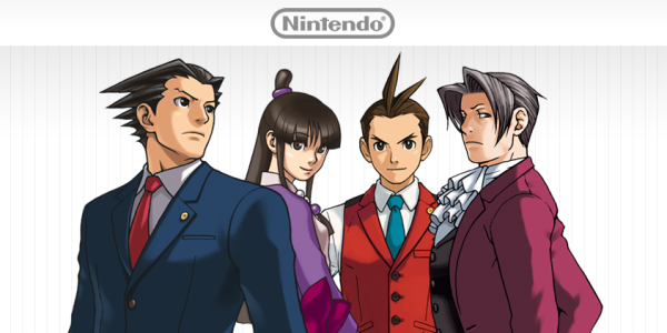 Phoenix Wright™: Ace Attorney TRIALS AND TRIBULATIONS
