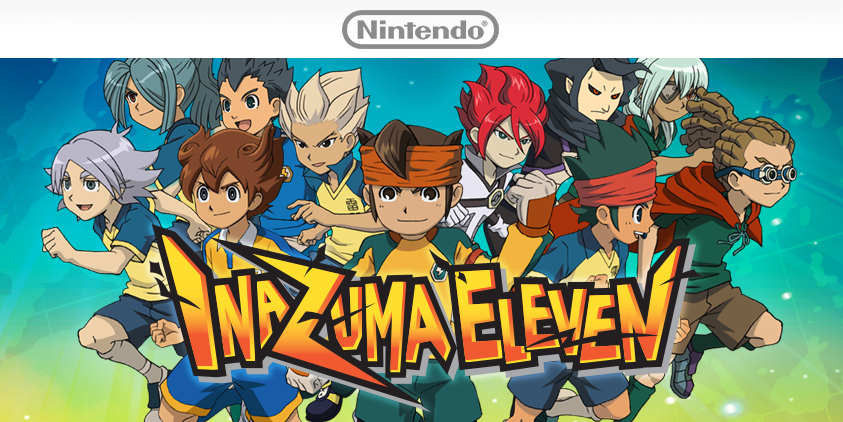 Inazuma Eleven Hub | Games | Nintendo