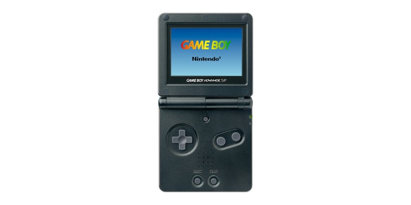 Support for Game Boy Advance SP