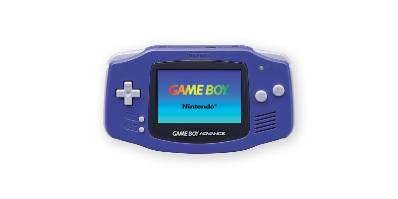 Support for Game Boy Advance