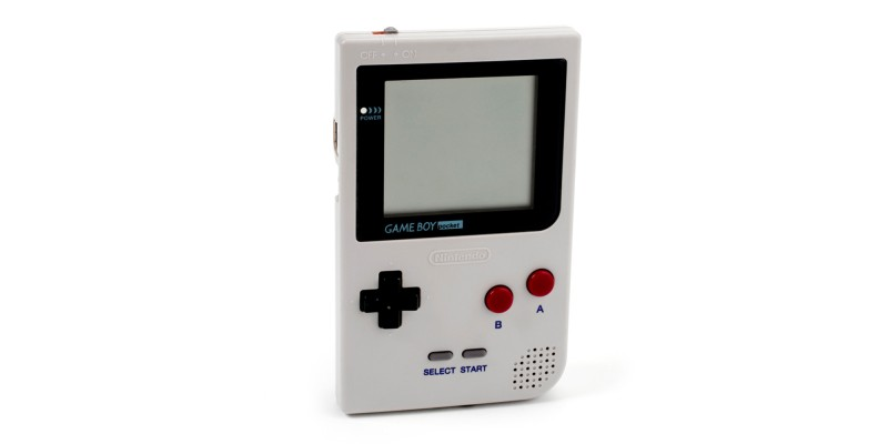 Support for Game Boy Pocket