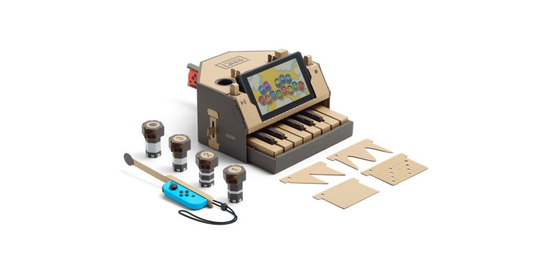 Support for Nintendo Labo