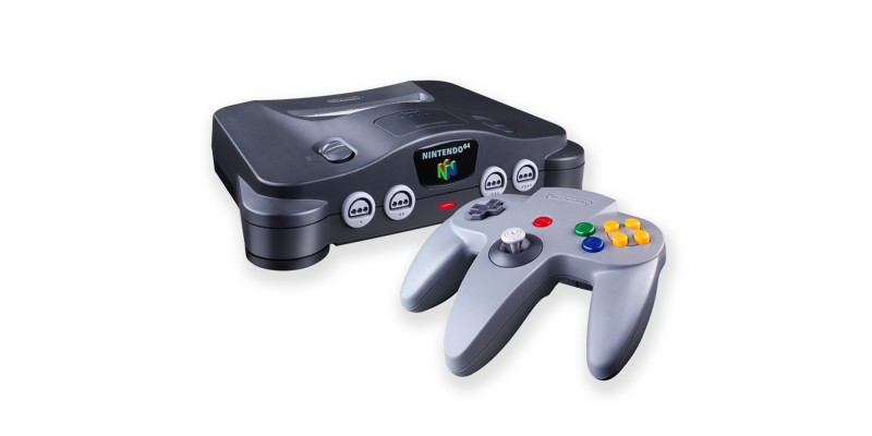 Support for Nintendo 64