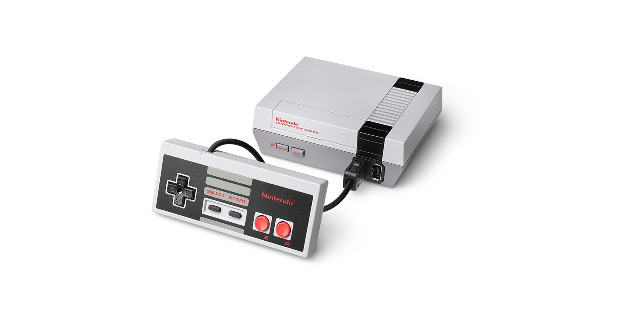 Console NES Classic Mini