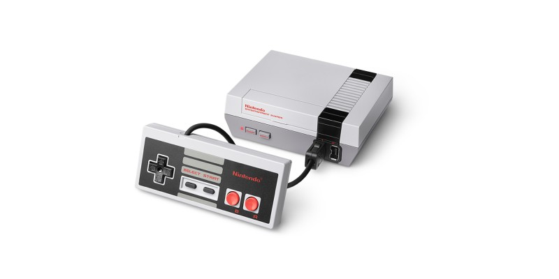 Поддержка для Nintendo Classic Mini: Nintendo Entertainment System